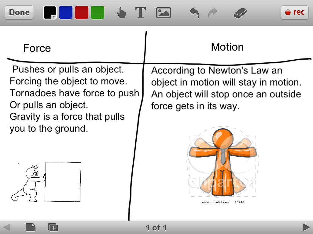 Traveling Through Third Grade Force And Motion