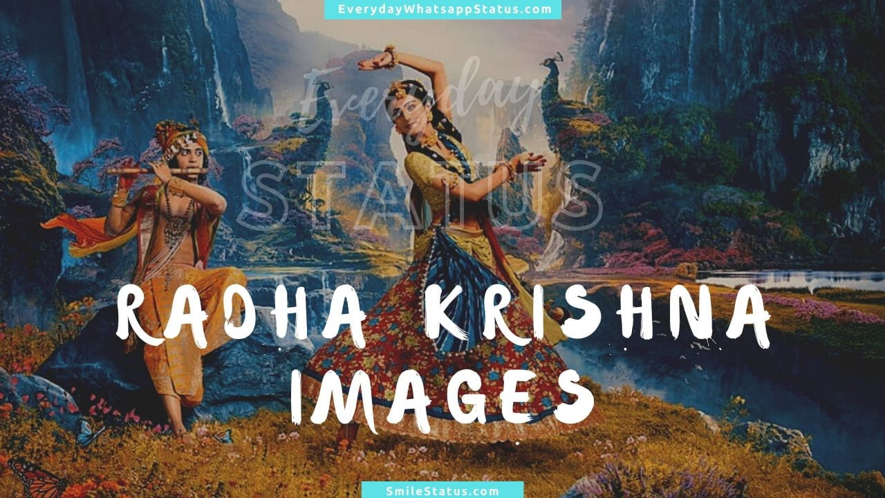 𝟚𝟘𝟚𝟘 New 🆄🅿🅳🅰🆃🅴 Radha Krishna Quote in Hindi