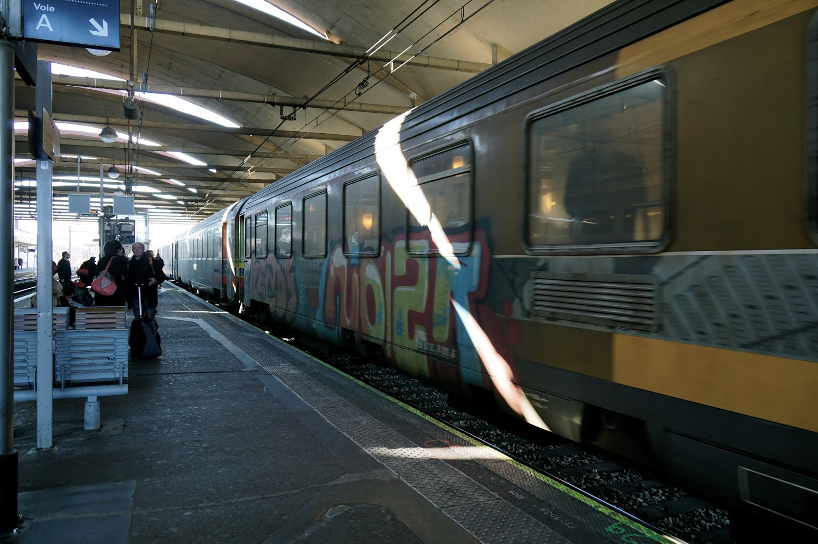 ニーム駅(Gare de Nîmes)