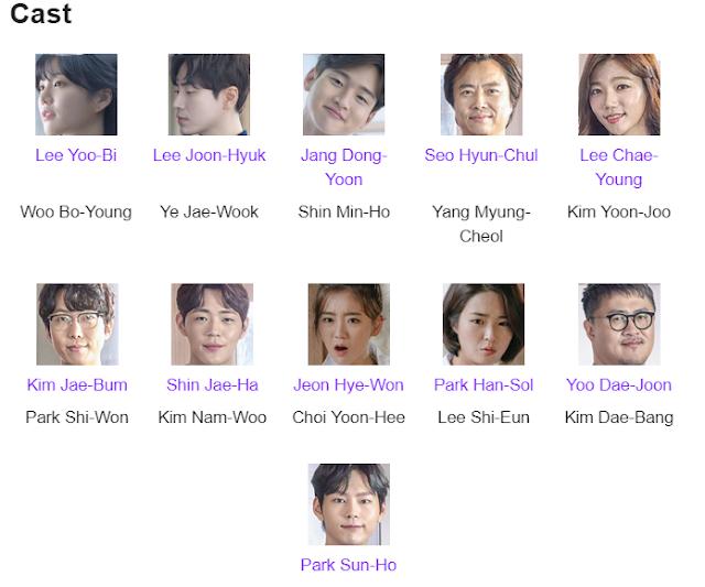 a poem a day cast , http://www.irabintiazhari.com/2018/05/sinopsis-poem-day-drama-korea.html