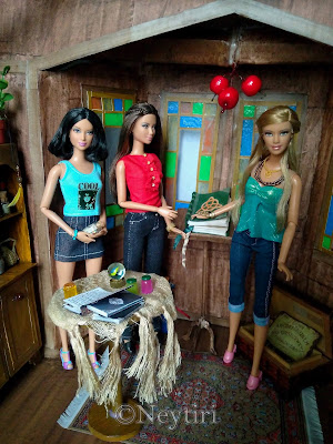 charmed barbie dolls