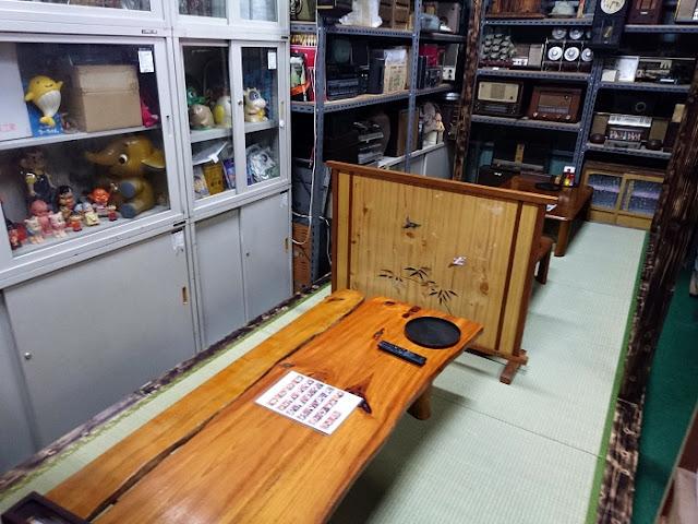 昭和空間 門の家の店内の写真