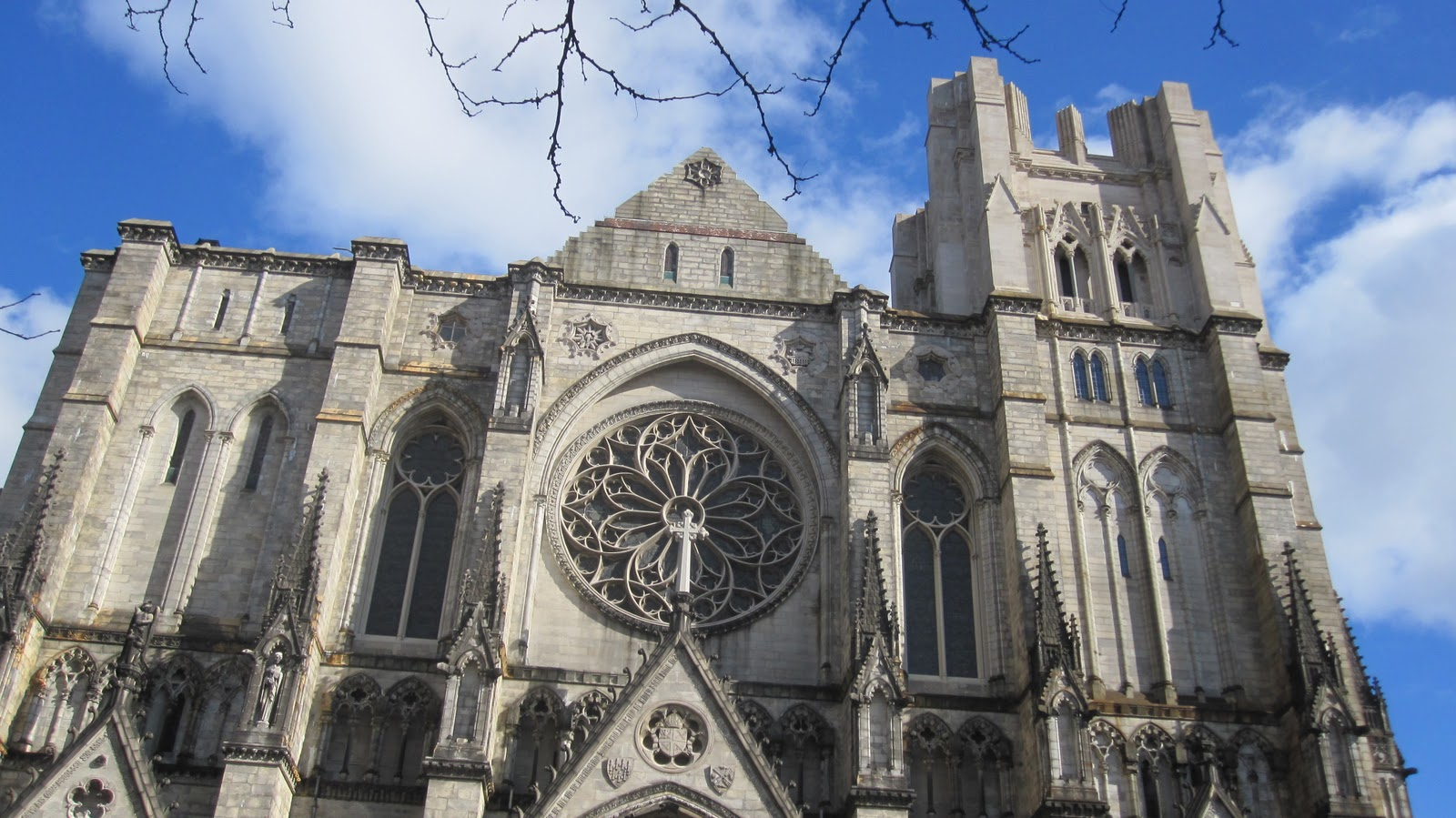Cannundrums Cathedral of St John the Divine  New York City
