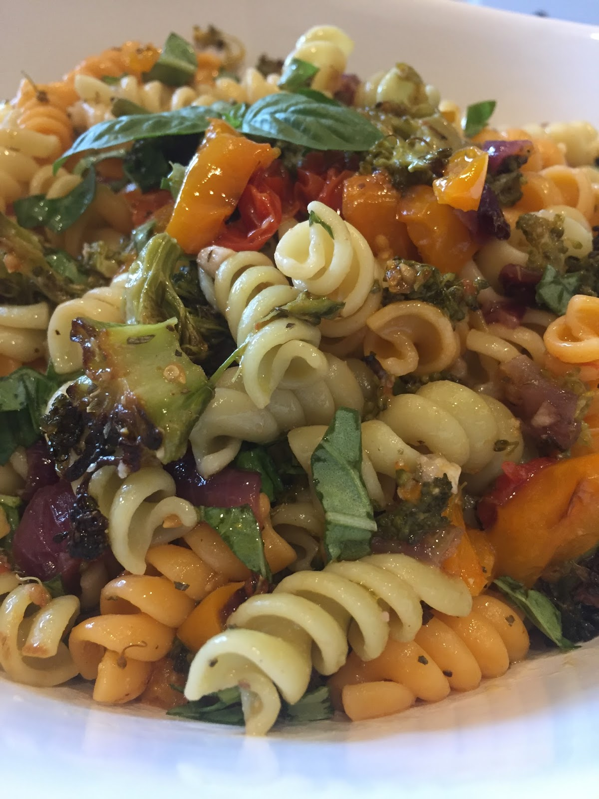 Eat-Drink-Thrift: The Pasta Salad You\'ll Want to Eat All Summer Long