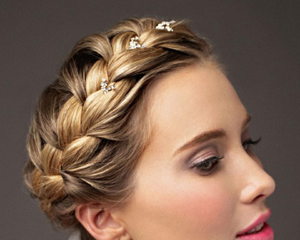 peinados con trenzas para mujeres