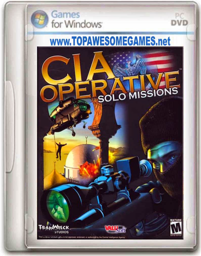CIA Operative Solo Missions PC Games [ MEDIAFIRE ]download ...