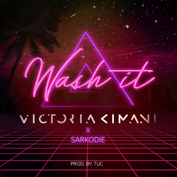 DOWNLOAD MP3: Victoria Kimani – Wash It ft. Sarkodie