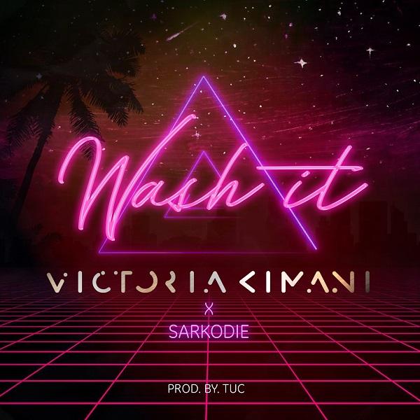DOWNLOAD MP3: Victoria Kimani – Wash It ft. Sarkodie