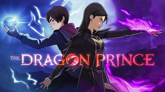 Príncipe de los dragones (2019) Temporada 2 Web-DL 1080p Latino-Ingles