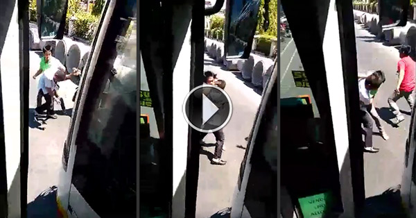 People Who Shared Video Scandal Of Jim Paredes Are Liable: Viral Video Captures Bus Drivers, Conductors Engaging In