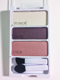 wet n wild coloricon Eyeshadow Trio Heart & Heavy