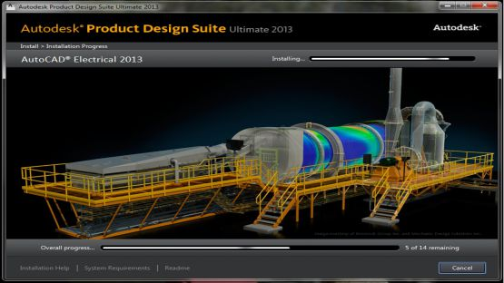 AutoCAD Electrical 2014 screenshot 3