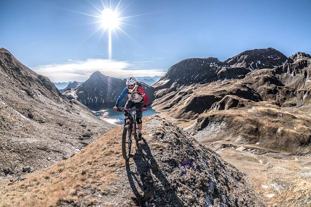 Downhill Wilde Kreuzspitze