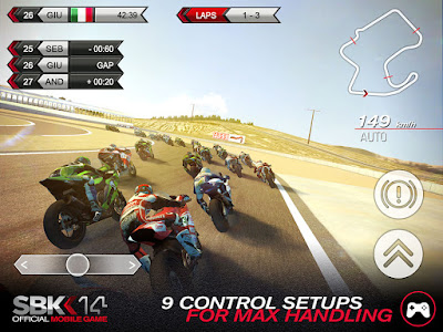 SBK15 v1.2.0 MOD APK+DATA Terbaru (Full Version)