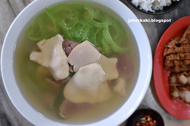 Senai-Bitter-Gourd-Soup-Makanan-Hakka-士乃大众