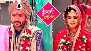 Highest TRP & BARC Rating of Hindi Tv Serial is zee tv serial Kundali Bhagya images, wallpaper, timing in week 45, november month, year 2018. Top 10 indian TV serials by TRP ratings of november 2018