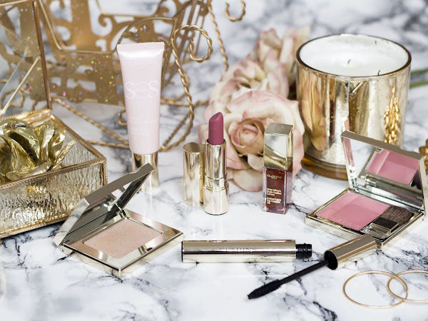 Shimmer & Shine Die Clarins Festive Makeup-Collection 2018
