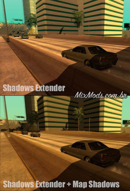GTA SA Map Shadows & Shadows Extender (Ezekiel & DK22Pac)