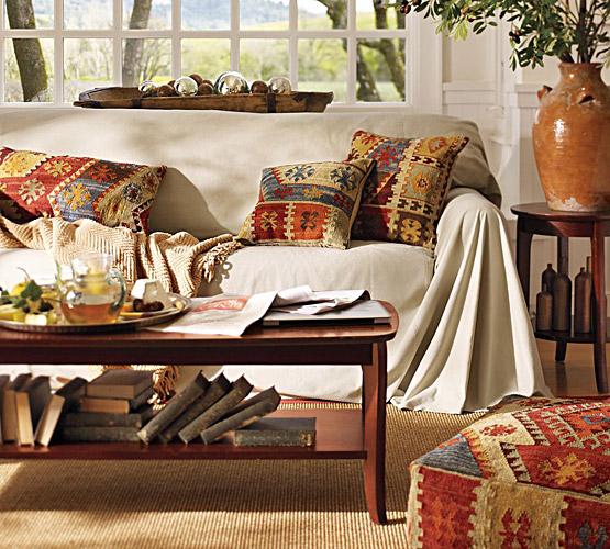Casual Casa: Kilim Cushions