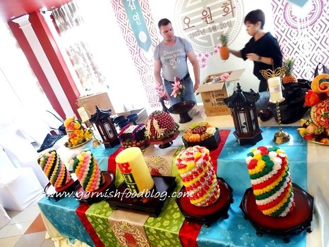 jelly towers 60th birthday hwangap