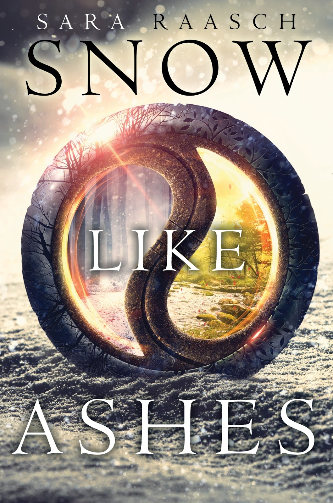 Snow Like Ashes Sara Raasch Cover
