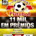 3° Copa Taperuaba de Futebol começa no próximo domingo (29).