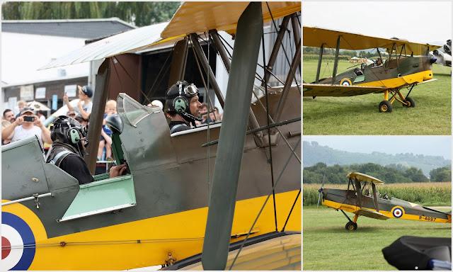 Tiger Moth DH82A