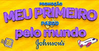 Promoção 'Meu primeiro passo pelo mundo' Johnson's & Panvel