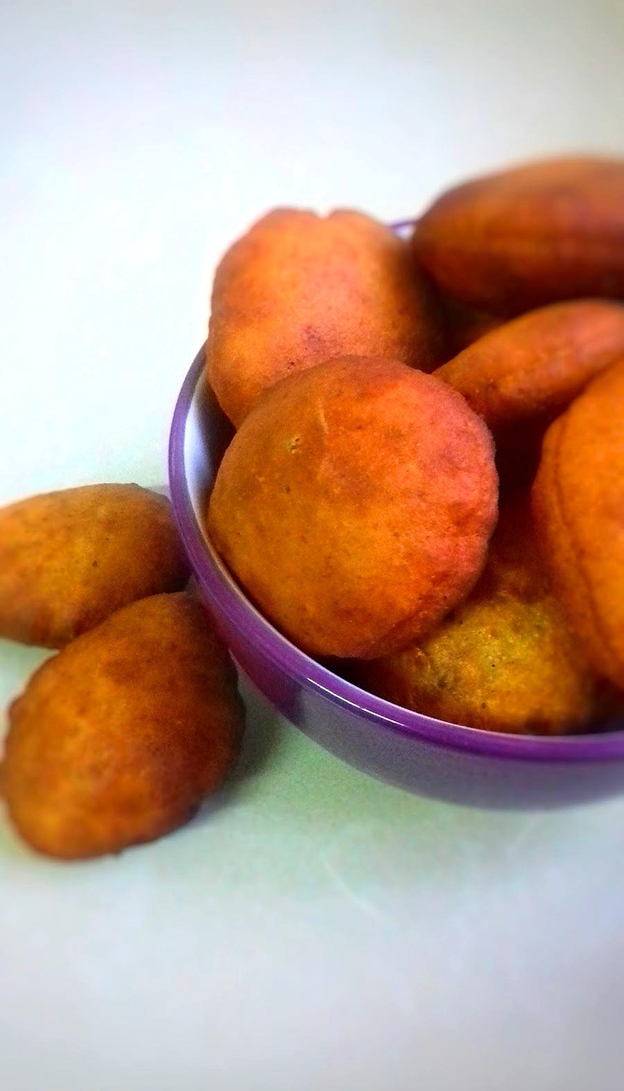 Lemon Cinnamon Mandazi Nairobi Kitchen