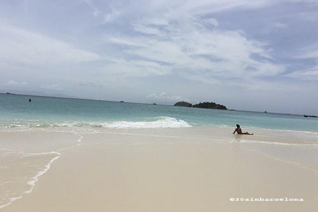 Ko Lipe beach, Thailand
