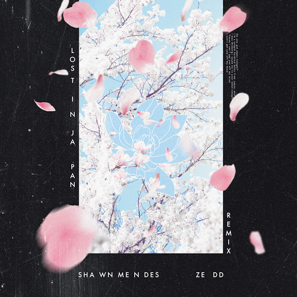 Shawn Mendes & Zedd - Lost in Japan (Remix) - Single Cover