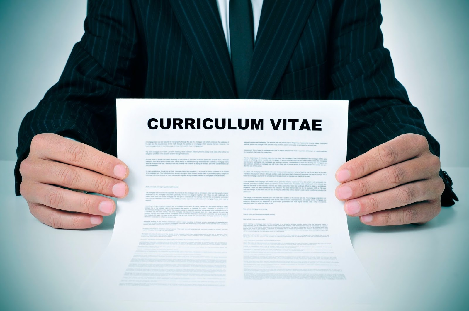 Looking For A Job Read These 7 Costly Mistakes On Cv That Leave