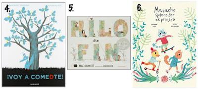 selección mejores libros infantiles y cuentos para 5 a 8 años