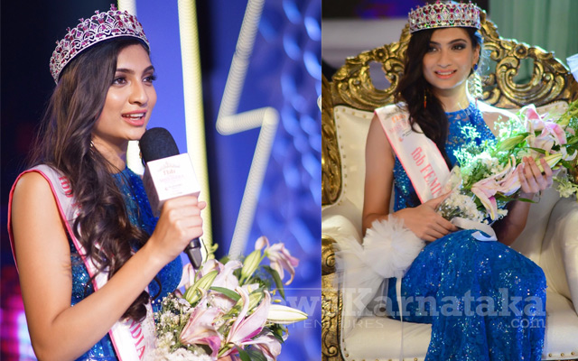 Miss India pic, Miss India winner photo