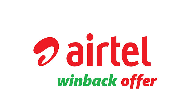 airtel win-back offer