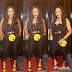Oge Okoye slays in black jumpsuit and emoji bag