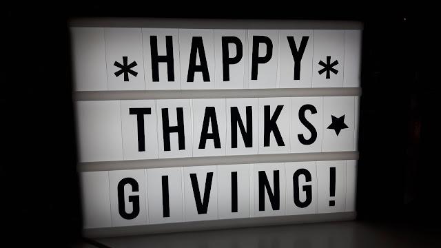 Thanksgiving feiern in Deutschland