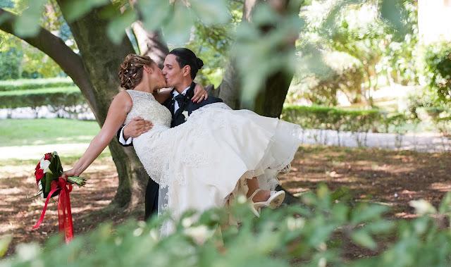 [Real Wedding] Matrimonio a Pavia: tema Giappone al Castello di San Gaudenzio