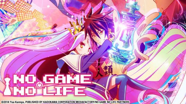 No Game No Life - Wibunews