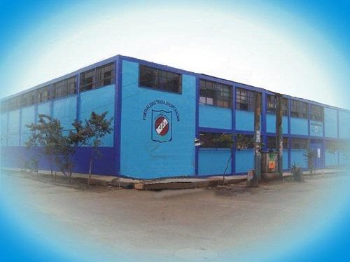 Colegio 1156 Jose Sebastian Barranca Lovera - Lima Cercado