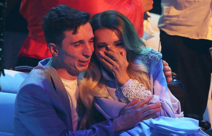 Россиянка Самойлова не попал в финал Евровидения