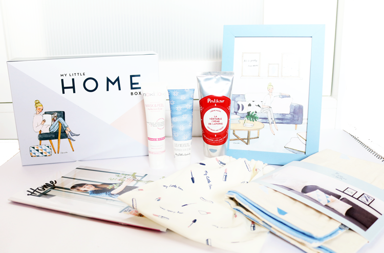 My Little Box February 2016 review