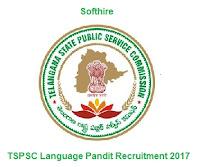 TSPSC Language Pandit Recruitment