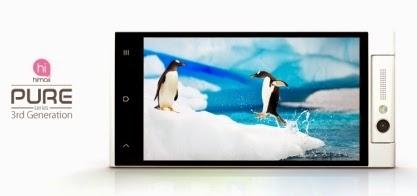 Review : Himax Pure III Android Octa-Core Murah Berkualitas