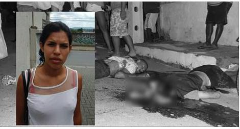 Presa em São Paulo jovem envolvida em chacina em Alagoas