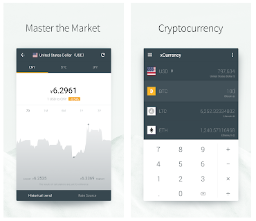 xCurrency - Smart Currency