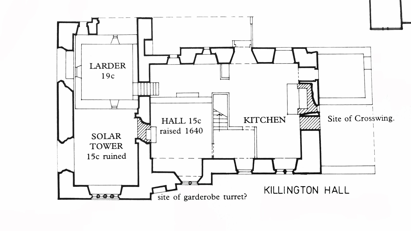 100 Floor Plan Of Windsor Castle Caverswall Castle