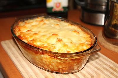 Resepi Makaroni Cheese Bakar Yang Simple