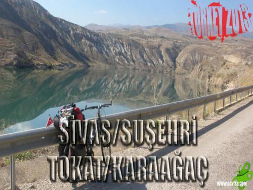 2013/09/04 Turkey2013 50. Gün (Sivas/Suşehri - Tokat/Karaağaç)