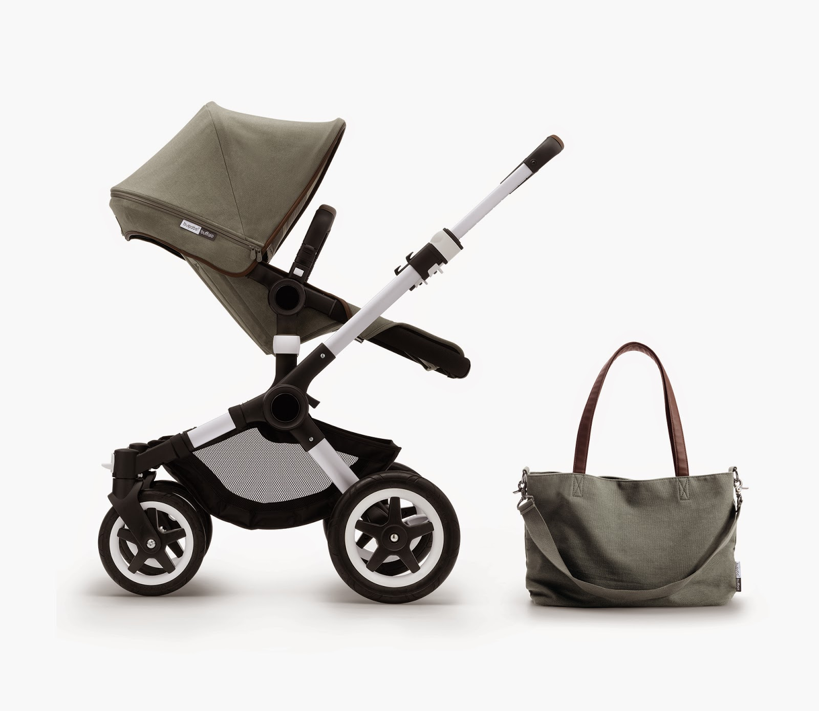 Bugaboo Grey Baby Bag Mum Of Five Staying Sane The Brand New Limited Edition